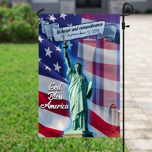 in honor and remembrance of september 11 2001 full printing flag 4