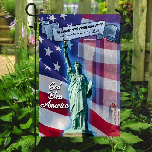 in honor and remembrance of september 11 2001 full printing flag 5