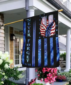 never forget september 11th american all over print flag 2