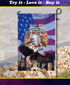 never forget who gave it all firefighter flag