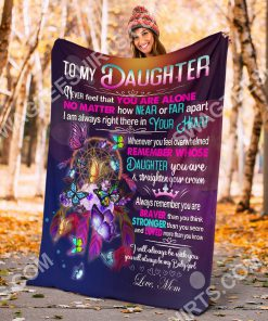 night butterfly to my daughter i love you your mom full printing blanket 4(1)
