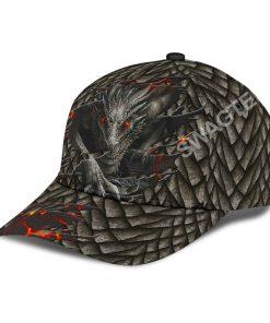 the dragon lava all over printed classic cap 4(1)