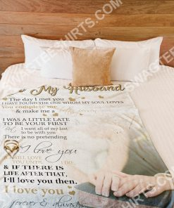 to my husband i love you forever and always full printing blanket 2(1)