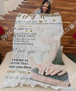 to my husband i love you forever and always full printing blanket 3(1)