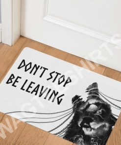 viking wolf don't stop be leaving all over printed doormat 2(1) - Copy