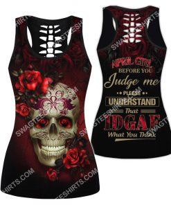 april girl before you judge me please understand all over printed hollow tank top 1