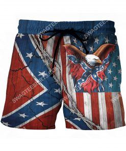 confederate states of america eagle beach shorts 2(1)