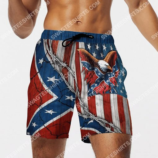 confederate states of america eagle beach shorts 4(1)