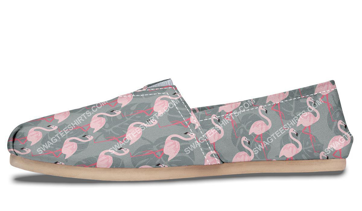flamingos lover all over printed toms shoes 2(1)
