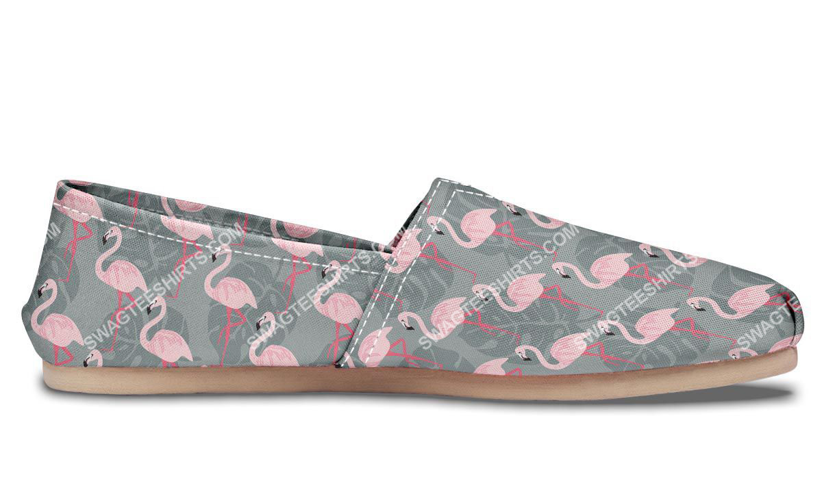 flamingos lover all over printed toms shoes 3(1)