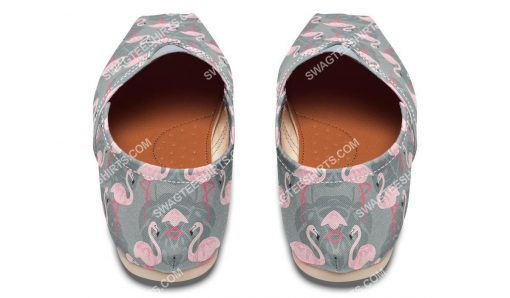 flamingos lover all over printed toms shoes 4(1)