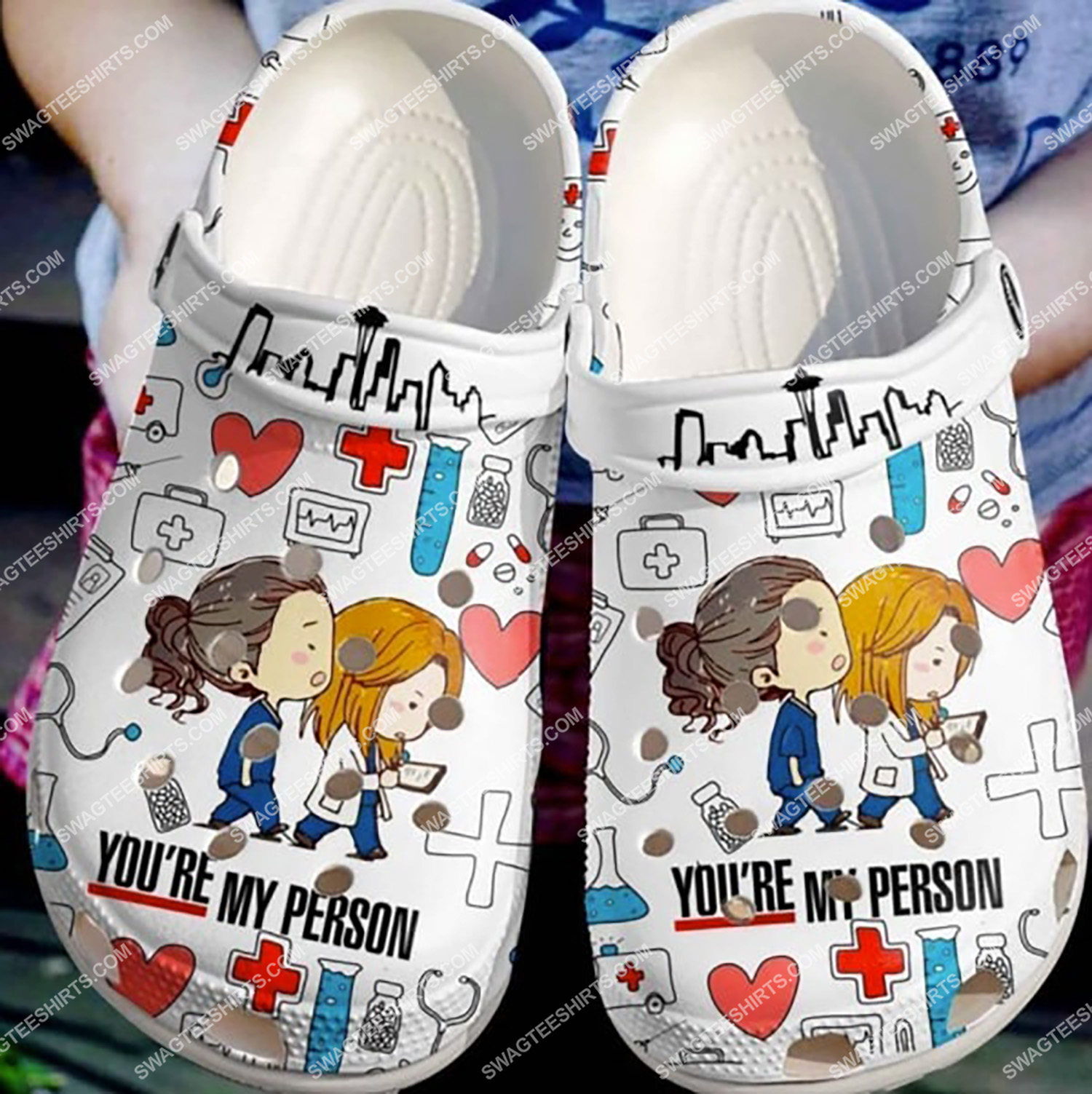 grey's anatomy you're my person all over printed crocs 1(1)