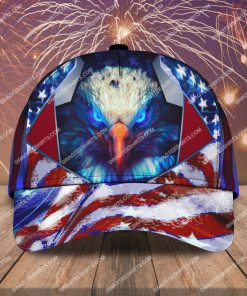 happy independence day american all over printed classic cap 2 - Copy (2)