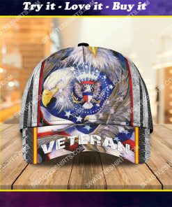 happy veterans day happy independence day classic cap