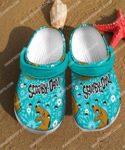 scooby-doo all over printed crocs 1(1)