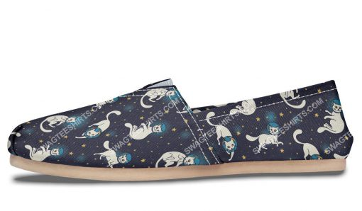 space cats lover all over printed toms shoes 2(1)