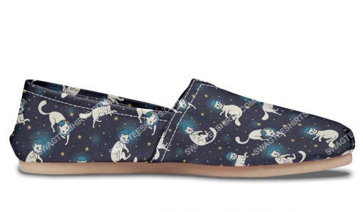 space cats lover all over printed toms shoes 3(1)