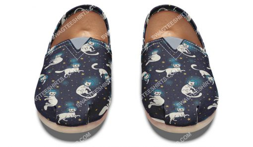 space cats lover all over printed toms shoes 5(1)