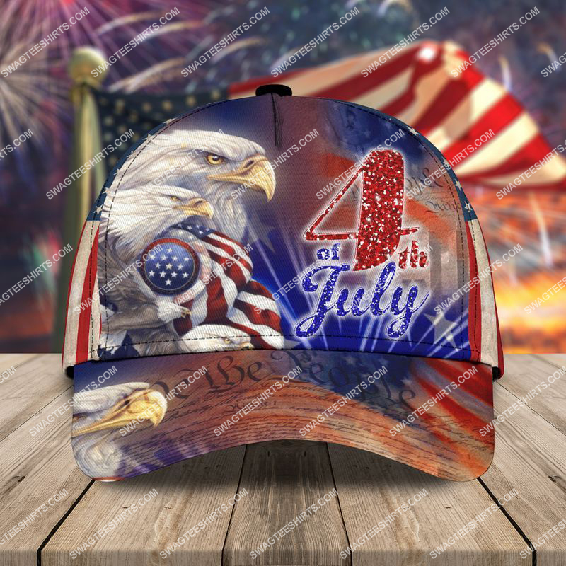 the fourth of july we the people classic cap 2 - Copy (3)