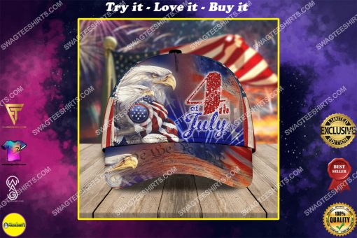 the fourth of july we the people classic cap