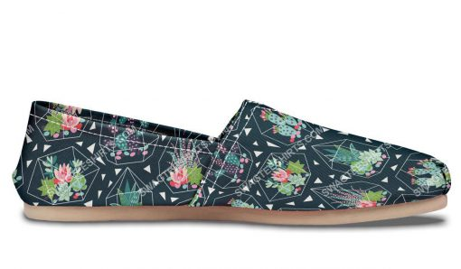vintage cactus all over printed toms shoes 3(1)