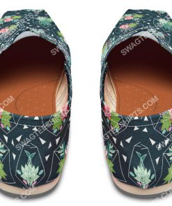 vintage cactus all over printed toms shoes 4(1)