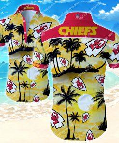 football team kansas city chiefs summer hawaiian shirt 2 - Copy (2)