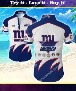 tropical national football league new england patriots hawaiian shirt