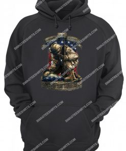 veteran if you haven't risked coming home under a flag don't you dare disrespect it hoodie 1