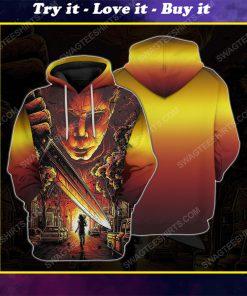 Michael myers horror movie for halloween night shirt