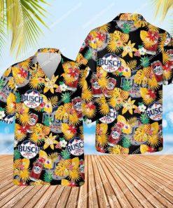 busch light apple beer summer vibes all over print hawaiian shirt 1 - Copy