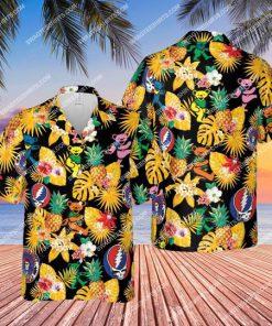 the grateful dead band all over print hawaiian shirt 1 - Copy