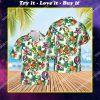 the grateful dead band summer vibes all over print hawaiian shirt