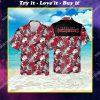 the tampa bay buccaneers football team all over print hawaiian shirt