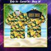 tropical the guns n' roses band all over print hawaiian shirt