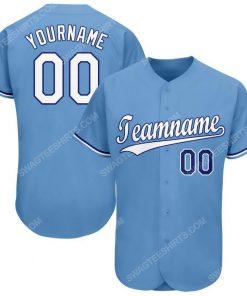 Custom team name light blue white-royal baseball jersey 1 - Copy (2)