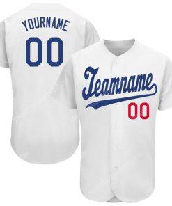 Custom team name white royal-red baseball jersey 1 - Copy (2)