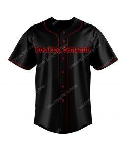 Breaking benjamin no longer the lost no longer the same baseball jersey 2 - Copy