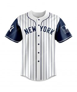 New york yankees and scooby doo all over print baseball jersey 2 - Copy