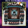 Star wars darth vader i find your lack of faith disturbing ugly christmas sweater