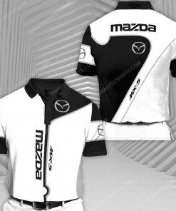 The mazda mx 5 sports car racing all over print polo shirt 1 - Copy (2)