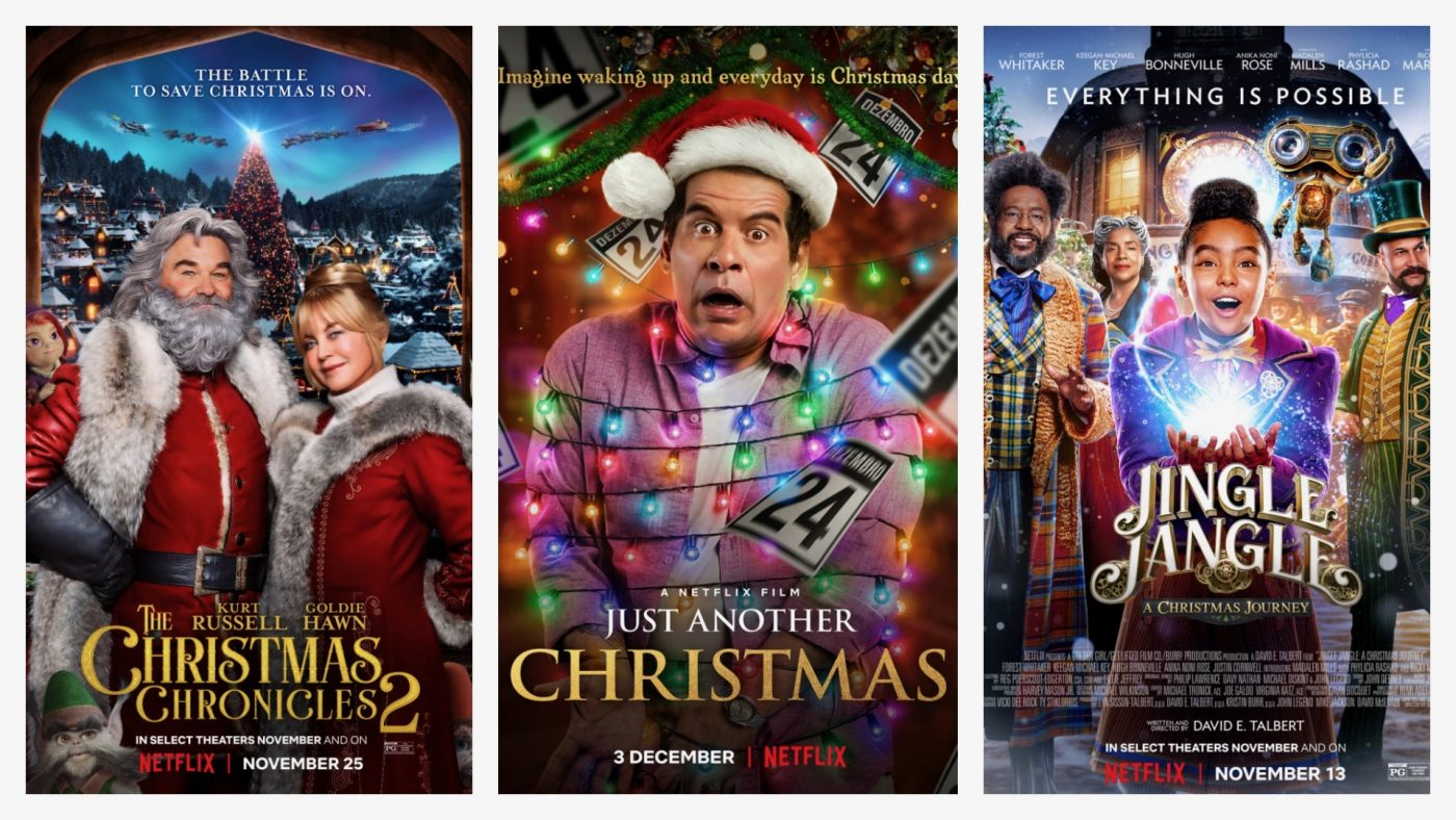 A few films to watch on Christmas Eve