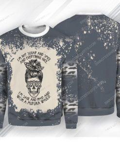 I'm not sugar and spice and everything nice i'm sage hood skull ugly christmas sweater 1 - Copy (2)