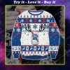 Pabst blue ribbon beer ugly christmas sweater 1