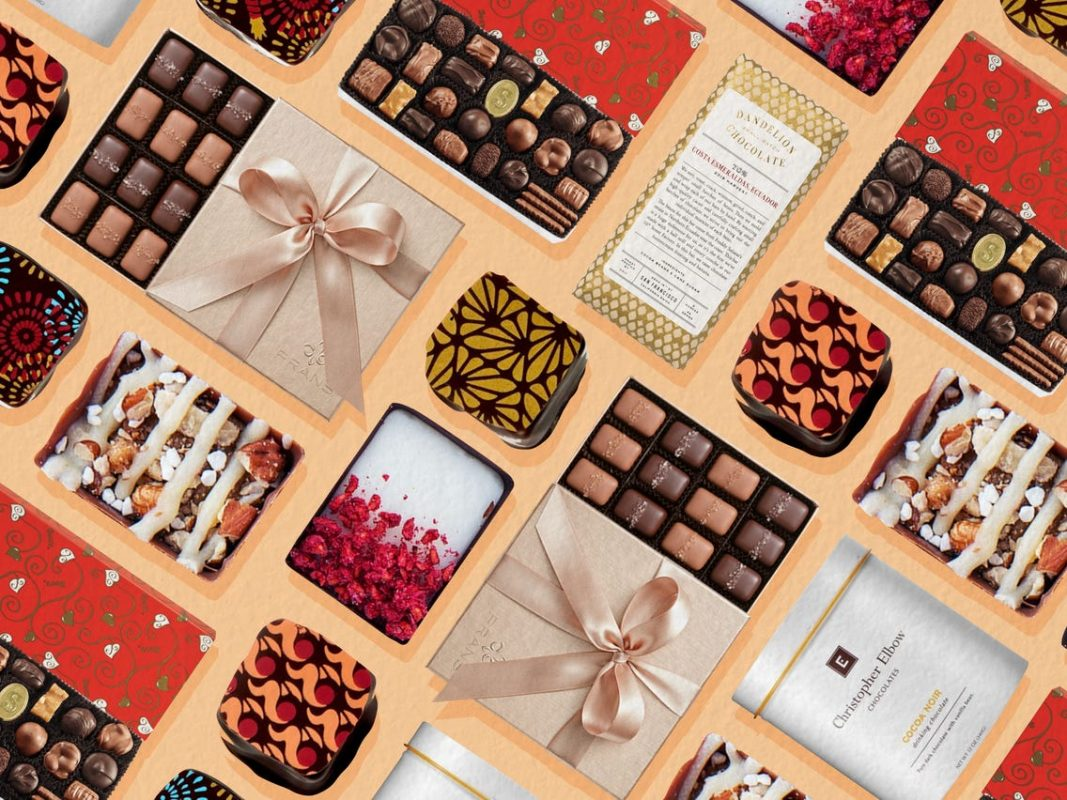 The finest gourmet handcrafted chocolate varieties to enjoy in